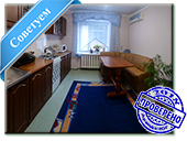 Двухкомнатная квартира в Южном, Одесская область, на ул. Приморская, 15
