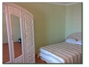 The one room apartment in Yuzhny